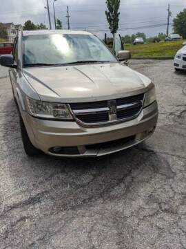 2009 Dodge Journey for sale at VENTURE MOTORS in Wickliffe OH
