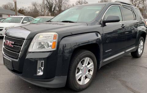 2013 GMC Terrain for sale at American Motors Inc. - Belleville in Belleville IL