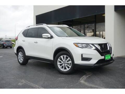 2019 Nissan Rogue for sale at Douglass Automotive Group - Douglas Mazda in Bryan TX