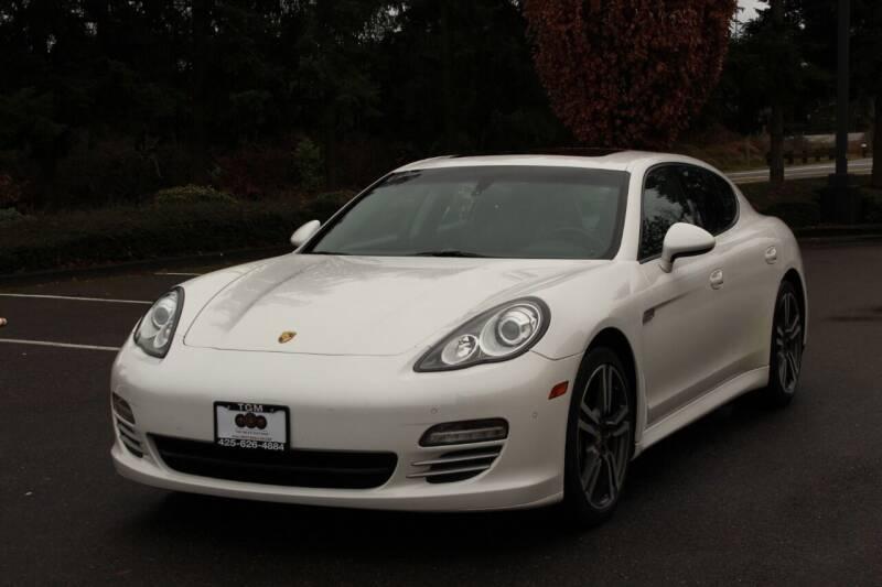 2011 Porsche Panamera for sale at Top Gear Motors in Lynnwood WA