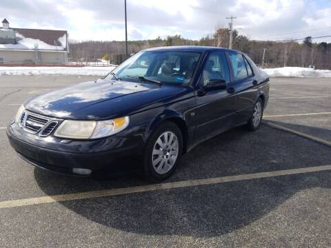 2003 Saab 9-5 for sale at Lewis Auto Sales in Lisbon ME