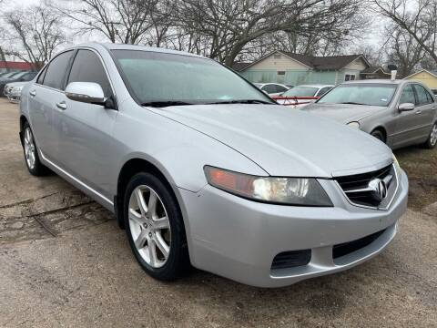 2005 Acura TSX for sale at Texas Select Autos LLC in Mckinney TX