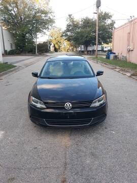 2014 Volkswagen Jetta for sale at Horizon Auto Sales in Raleigh NC