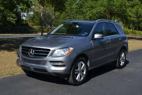 2015 Mercedes-Benz M-Class for sale at GulfCoast Motorsports in Osprey FL