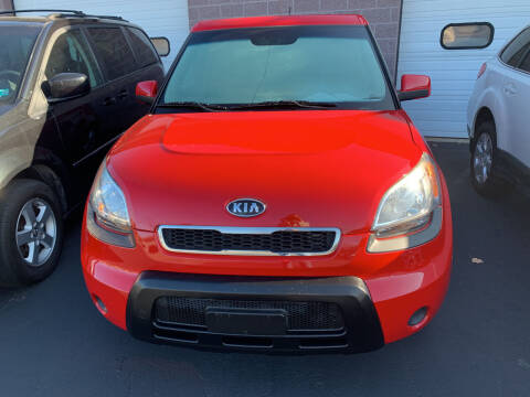 2010 Kia Soul for sale at 924 Auto Corp in Sheppton PA