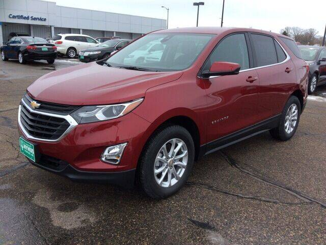 2021 Chevrolet Equinox for sale at Nyhus Chevrolet Buick in Staples MN