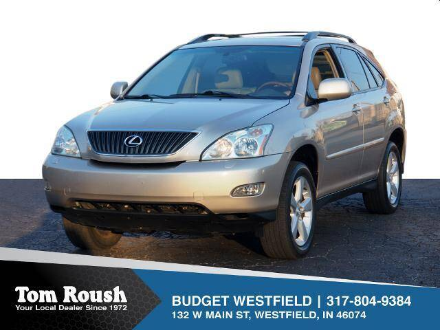 2004 Lexus RX 330 for sale at Tom Roush Budget Westfield in Westfield IN