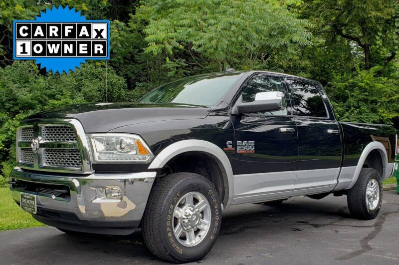 2013 RAM Ram Pickup 2500 for sale at The Motor Collection in Columbus OH