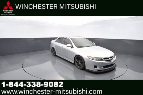 2006 Acura TSX for sale at Winchester Mitsubishi in Winchester VA