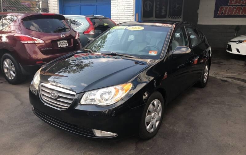 2009 Hyundai Elantra for sale at DEALS ON WHEELS in Newark NJ