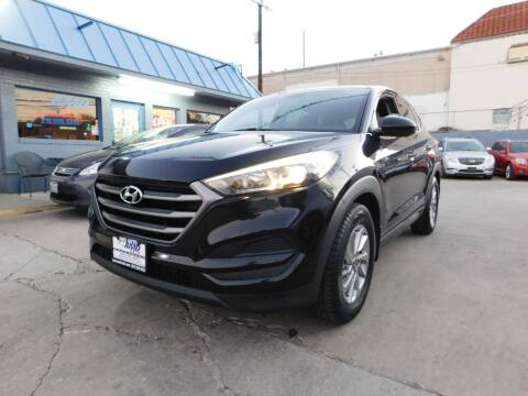 2016 Hyundai Tucson for sale at AMD AUTO in San Antonio TX