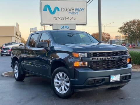 2019 Chevrolet Silverado 1500 for sale at Driveway Motors in Virginia Beach VA