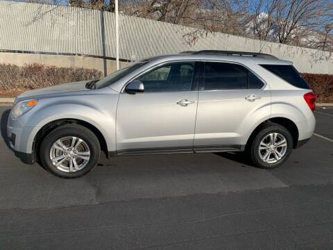 2010 Chevrolet Equinox for sale at BITTON'S AUTO SALES in Ogden UT