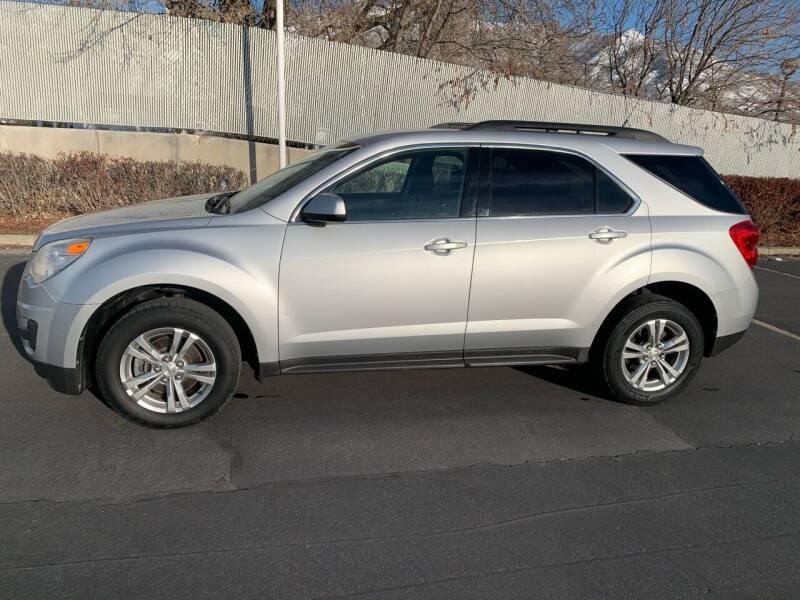 2010 Chevrolet Equinox for sale at BITTON'S AUTO SALES in Ogden UT