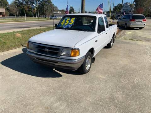 1995 Ford Ranger for sale at Kelly & Kelly Auto Sales in Fayetteville NC