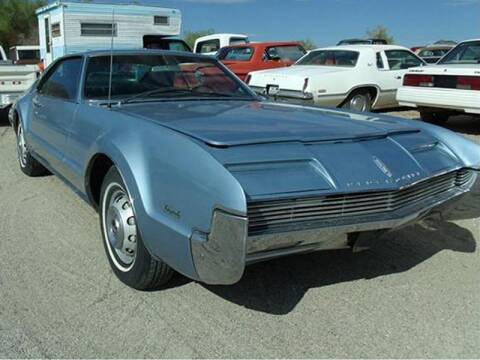 1966 Oldsmobile Toronado for sale at Collector Car Channel - Desert Gardens Mobile Homes in Quartzsite AZ