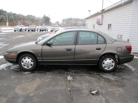2000 Saturn S-Series for sale at Plainfield Auto Sales, LLC in Plainfield WI