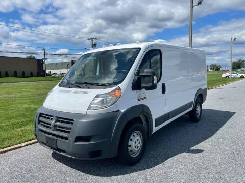 2017 RAM ProMaster Cargo for sale at Rt. 73 AutoMall in Palmyra NJ