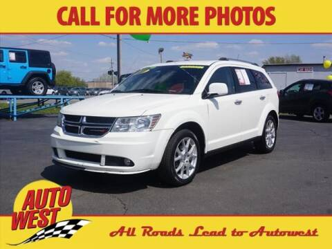 2011 Dodge Journey for sale at Autowest of Plainwell in Plainwell MI