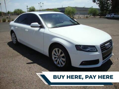 2010 Audi A4 for sale at FREDRIK'S AUTO in Mesa AZ