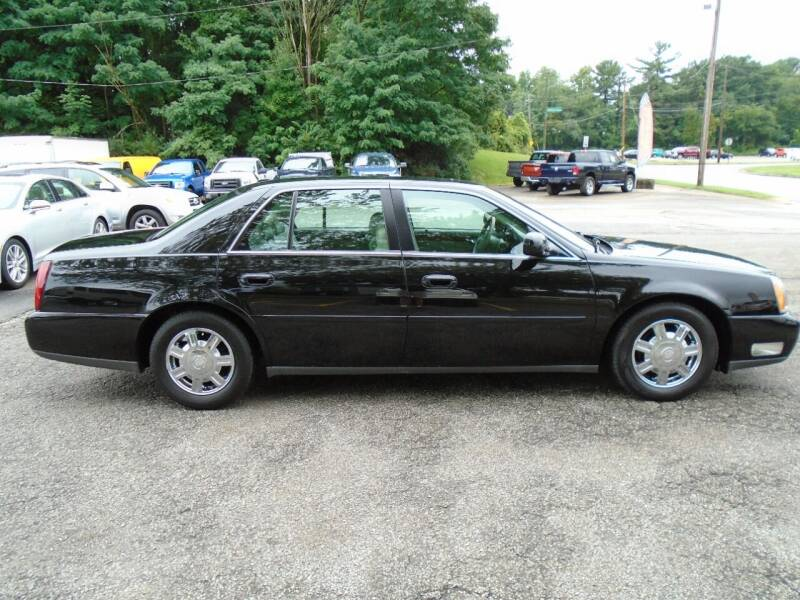 2005 Cadillac DeVille for sale at Mill Creek Auto Sales in Youngstown OH