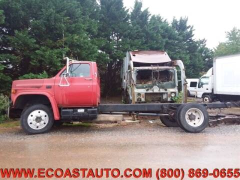 1989 Chevrolet C6500 for sale at East Coast Auto Source Inc. in Bedford VA