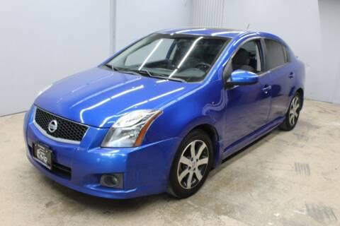 2011 Nissan Sentra for sale at Flash Auto Sales in Garland TX
