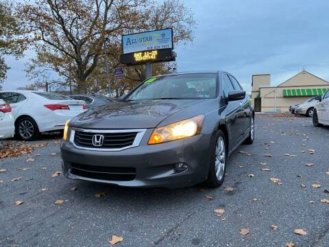 2008 Honda Accord for sale at All Star Auto Sales and Service LLC in Allentown PA