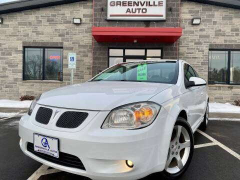 2009 Pontiac G5 for sale at GREENVILLE AUTO in Greenville WI