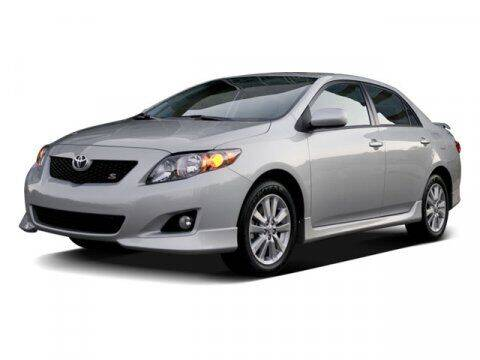 2009 Toyota Corolla for sale at Strosnider Chevrolet in Hopewell VA