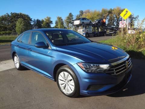 2019 Volkswagen Jetta for sale at Garza Motors in Shakopee MN