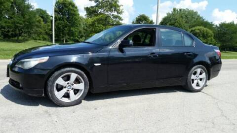 2006 BMW 5 Series for sale at Superior Auto Sales in Miamisburg OH