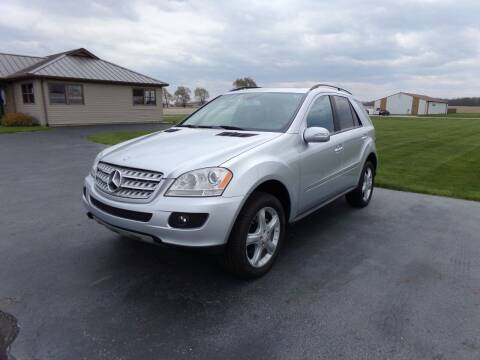 2008 Mercedes-Benz M-Class for sale at Westpark Auto in Lagrange IN