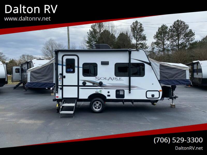 2021 Palomino Solaire 147X for sale at Dalton RV in Dalton GA