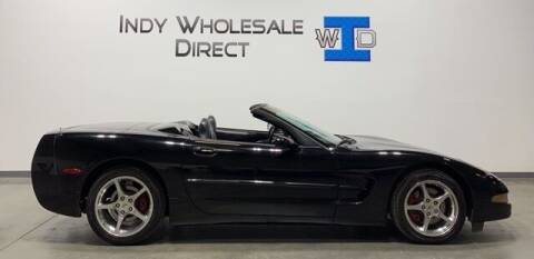 2000 Chevrolet Corvette for sale at Indy Wholesale Direct in Carmel IN