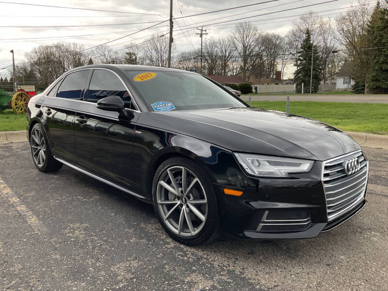 2017 Audi A4 for sale at A 1 Motors in Monroe MI
