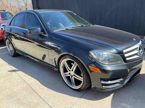 2012 Mercedes-Benz C-Class for sale at Euro Auto in Overland Park KS