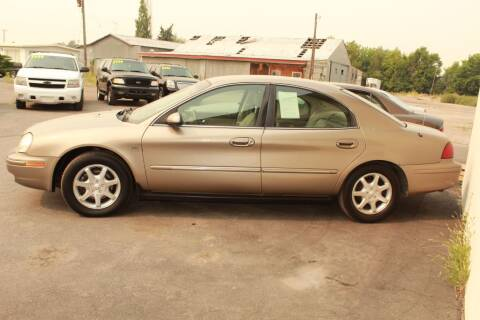 2002 Mercury Sable for sale at Epic Auto in Idaho Falls ID