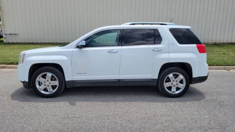 2013 GMC Terrain for sale at TNK Autos in Inman KS