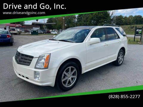 2004 Cadillac SRX for sale at Drive and Go, Inc. in Hickory NC
