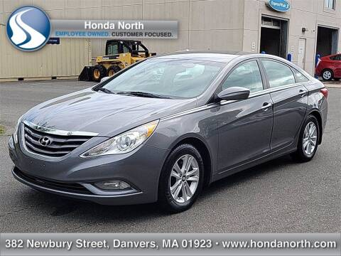 2013 Hyundai Sonata for sale at 1 North Preowned in Danvers MA