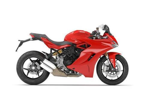 2021 Ducati SuperSport for sale at Peninsula Motor Vehicle Group in Oakville Ontario NY