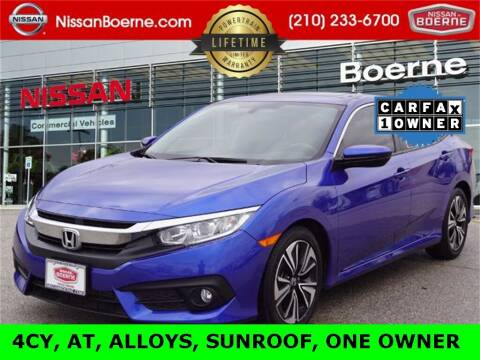 2018 Honda Civic for sale at Nissan of Boerne in Boerne TX