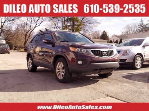 2011 Kia Sorento for sale at Dileo Auto Sales in Norristown PA