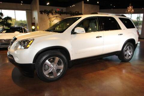 2011 GMC Acadia for sale at Discover Pre-Owned Auto Sales in Scottsdale AZ