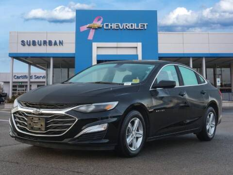 2020 Chevrolet Malibu for sale at Suburban Chevrolet of Ann Arbor in Ann Arbor MI