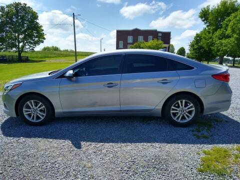 2016 Hyundai Sonata for sale at Dealz on Wheelz in Ewing KY