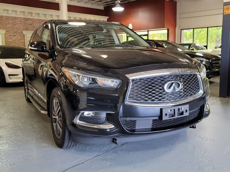 2019 Infiniti QX60 for sale at AW Auto & Truck Wholesalers  Inc. in Hasbrouck Heights NJ
