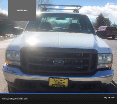 2002 Ford F-250 Super Duty for sale at G.K.A.C. in Twin Falls ID