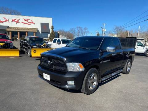 2011 RAM Ram Pickup 1500 for sale at New England Cars in Attleboro MA